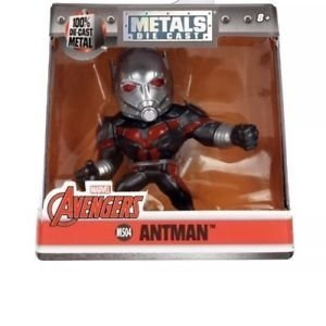 Figura Antman Marvel Metal Die Cast 10cm Original Usa