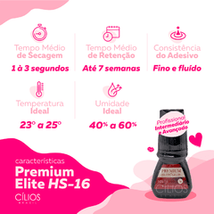 Cola Elite HS-16 5ml na internet