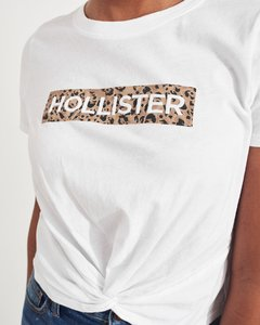 Remera twister HOLLISTER - comprar online