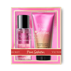 Set perfume + crema PURE SEDUCTION de Victoria´s Secret