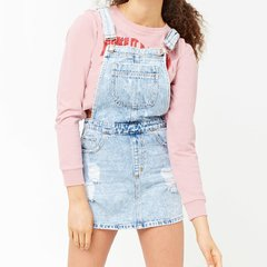 Enterito wash Denim de Forever21