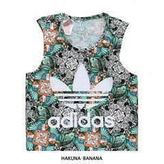 Croptop ZOO Adidas Originales