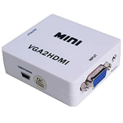 Conversor Adaptador De Video De Vga A Hdmi Vga2hdmi en internet