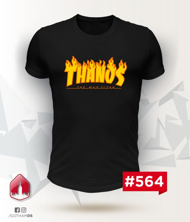 #564 Thanos Trasher