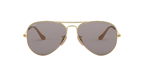 RAY BAN AVIATOR WASHED EVOLVE 3025 9064V8 58 - comprar online