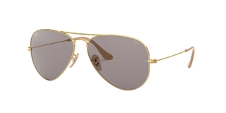 RAY BAN AVIATOR WASHED EVOLVE 3025 9064V8 58