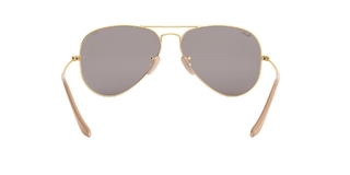 RAY BAN AVIATOR WASHED EVOLVE 3025 9064V8 58 - Tecni-Optica