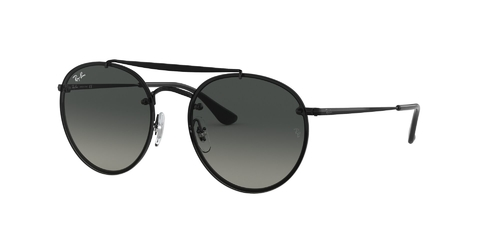 RAY BAN BLAZE ROUND DOUBLE BRIDGE 3614N 148/11 54