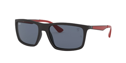 RAY BAN 4228M F60287 SCUDERIA FERRARI COLLECTION