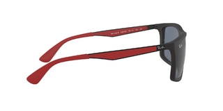 RAY BAN 4228M F60287 SCUDERIA FERRARI COLLECTION - Tecni-Optica