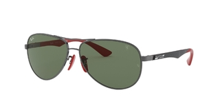 RAY BAN 8313M F00171 SCUDERIA FERRARI COLLECTION