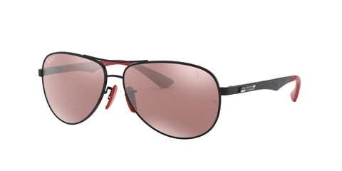 RAY BAN 8313M F002H2 SCUDERIA FERRARI COLLECTION
