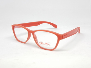 Usual 020 Rojo + Clear Blue