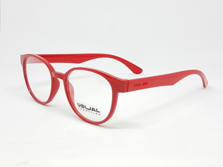 Usual 006 Rojo + Clear Blue