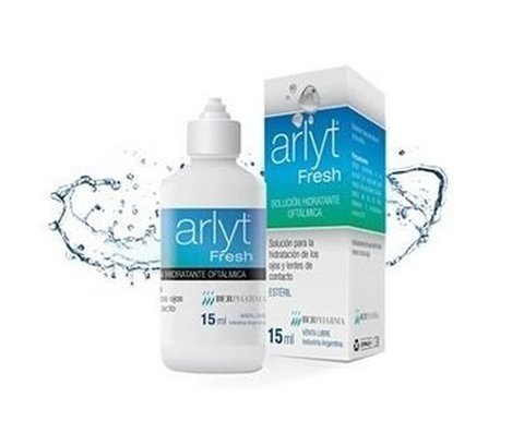 Líquido Arlyt Fresh X 15ml