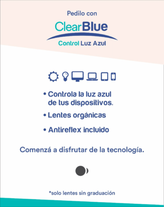 Usual 002 Azul + Clear Blue en internet