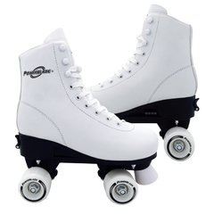 Patines Artísticos Extensibles Blancos Powerblade 222Ex - Easy Shopping