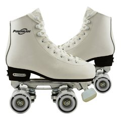 Patines Artísticos Extensibles Blancos Powerblade 333EX - Easy Shopping