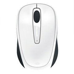 Mouse Microsoft ® Optico Inalámbrico Mobile 3500 Blanco - comprar online