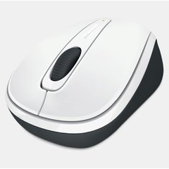 Mouse Microsoft ® Optico Inalámbrico Mobile 3500 Blanco en internet