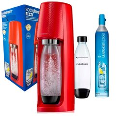 Sodastream ® Fizzi Maquina Hacer Soda + Botella + Co2 Kit