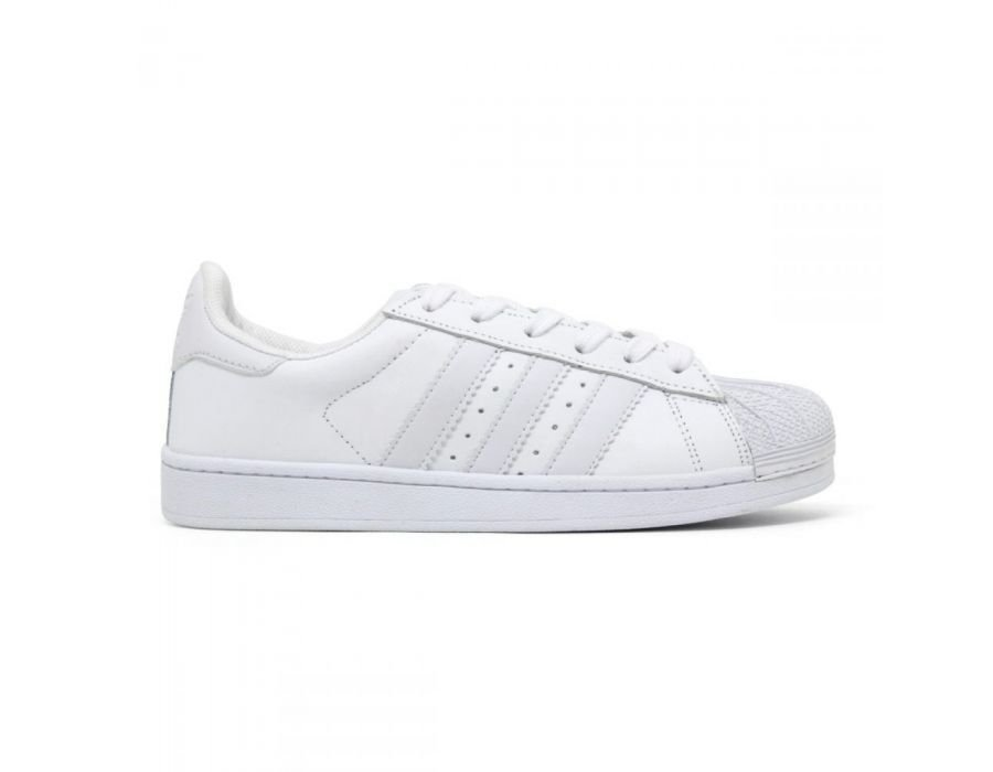 0b18de56e36 TÊNIS ADIDAS SUPERSTAR FOUNDATION BRANCO WHITE