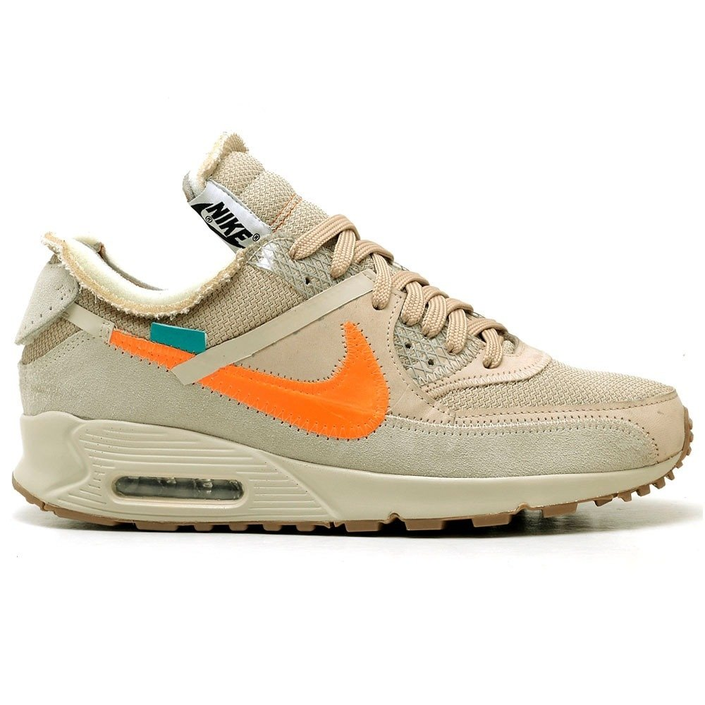 ca9b5d984d9 NIKE AIR MAX 90 OFF WHITE - REF 10 - Outlet Star