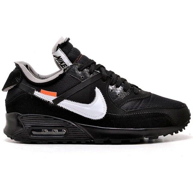 66b5bbd7c96 NIKE AIRMAX 90 OFF WHITE - REF 11 - Outlet Star