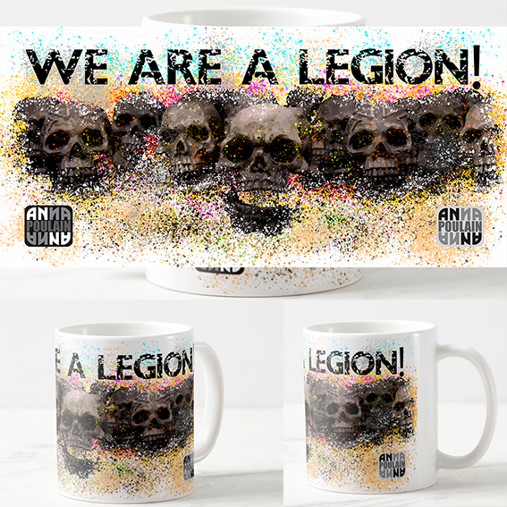We are a legion - comprar online