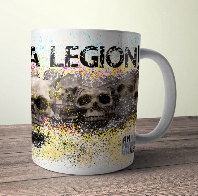 We are a legion