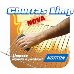 -> Esponja Churras-Limp Beartex - Norton