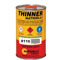 -> Thinner 8116 450ml - Natrielli