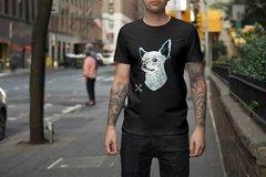 Camiseta Chihuahua Punk| Hypnotzd.com