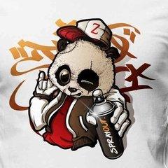 Camiseta exclusiva Panda Grafiteiro