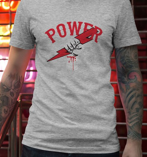 Camiseta Power | Hypnotzd na internet