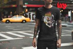 Camiseta Punk Upon a Time