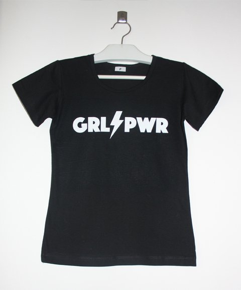 Camiseta feminina Girl Power | Hypnotzd na internet