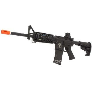 RIFLE DE AIRSOFT APS ASR104 BLOWBACK FULL METAL