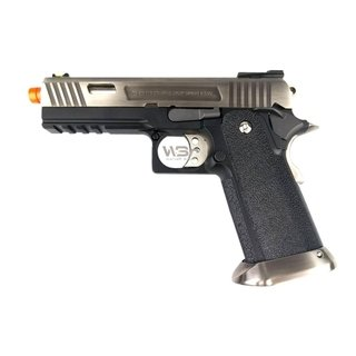 PISTOLA DE AIRSOFT WE HI-CAPA FORCE 4.3 ALLOSAURUS