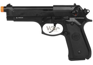 PISTOLA DE AIRSOFT Double Bell M92 (726) Full Metal + CASE