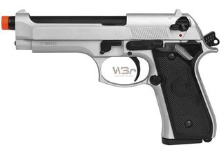 PISTOLA DE AIRSOFT Double Bell M92 (726) + CASE