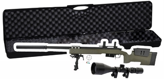 RIFLE DE AIRSOFT SNIPER VFC M40A5 SUPER DX GAS