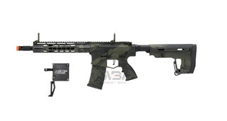 RIFLE DE AIRSOFT APS PHANTOM 10.5 MULTICAM PER701