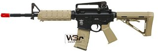 RIFLE DE AIRSOFT BOLT AEG B4A1 ELITE DX 120