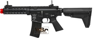 RIFLE DE AIRSOFT BOLT AEG B4 KEYMOD REBEL BRSS