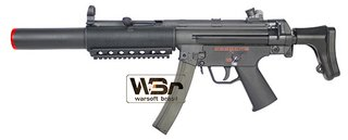 RIFLE DE AIRSOFT BOLT AEG SWAT SD6 F100 (MP5)