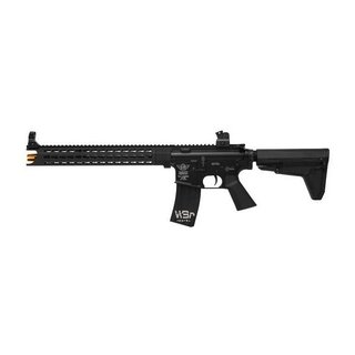 RIFLE DE AIRSOFT BOLT AEG B4 FULL METAL KEYMOD COBRA BRSS
