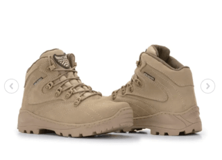 BOTA ADVENTURE ACERO