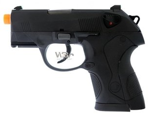 PISTOLA DE AIRSOFT WE BULLDOG D001 COMPACTA
