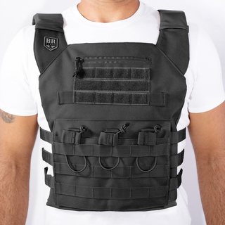 COLETE PLATE CARRIER COURAÇA BRFORCE